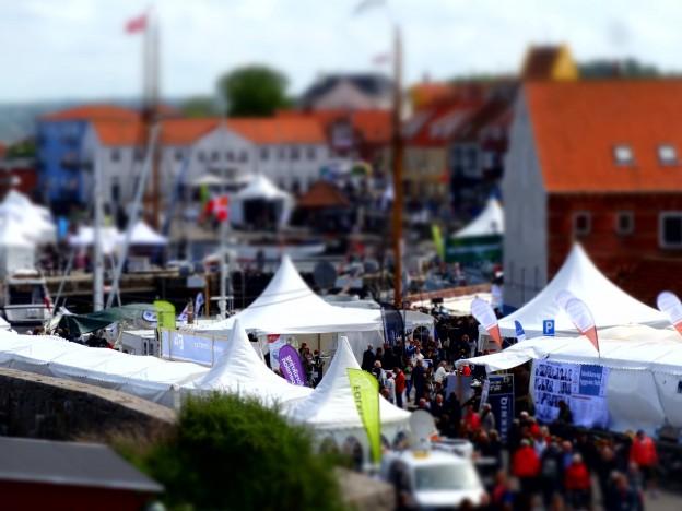 Onsdagsmarked i Allinge