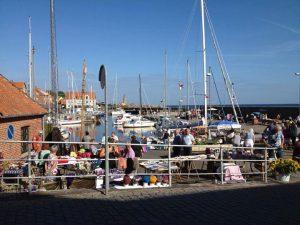 Onsdagsmarked i Allinge @ Allinge Havn | Allinge | Danmark