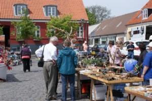 Torsdags kræmmermarked - Aakirkeby @ Torvet | Aakirkeby | Hovedstaden | Danmark