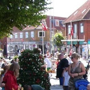 Børneloppemarked i Nexø @ Nexø Torv | Nexø | Danmark