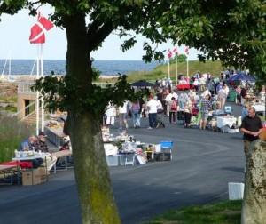 Tirsdagsmarked - Sandvig @ Strandpromenaden | Allinge | Danmark