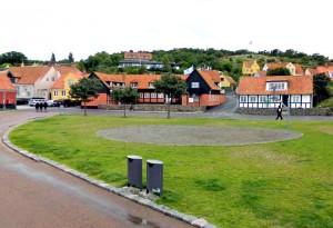 Håndværksmarked på havnen i Gudhjem @ Gudhjem Havn | Gudhjem | Hovedstaden | Danmark