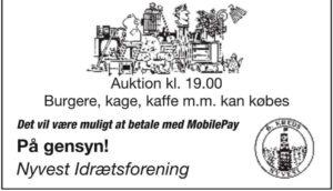 Loppemarked i Nyvest @ Nyvest Centret | Aakirkeby | Danmark