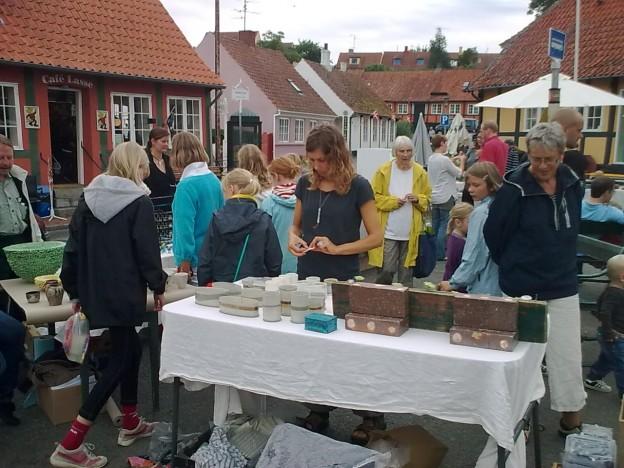 ACABs Kunsthåndværker Sommermarked