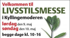 Livstilsmesse @ Kyllingemoderen | Aakirkeby | Danmark