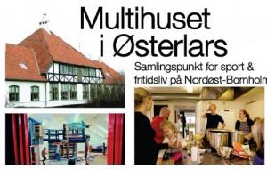 MULTIHUSETS FRITIDSFESTIVAL @ MULTIHUSETS FRITIDSFESTIVAL | Gudhjem | Danmark