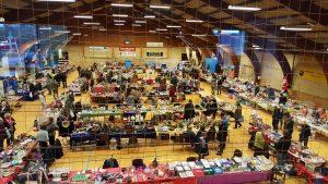 Klemensker kræmmermarked @ Klemensker Hallen | Klemensker | Danmark