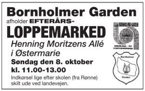 Bornholmergarden Loppemarked
