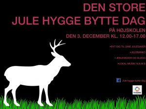 Jule hygge bytte dag @ Bornholms Højskole  | Aakirkeby | Danmark