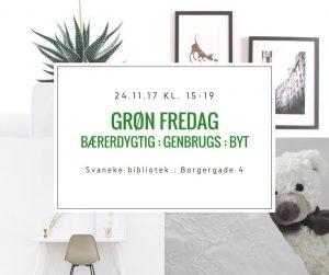 Bærerdygtig - genbrugs - byt @ Svaneke Bibliotek | Svaneke | Danmark