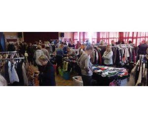 Stort familie tøjmarked @ Nexø Kultur og Fritidshus | Nexø | Danmark