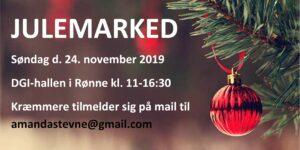 Julemarked - DGI dans og musik @ DGI hallen i Rønne | Rønne | Danmark
