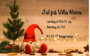 Julemarked på Villa Nova @ Villa Nova | Rønne | Danmark