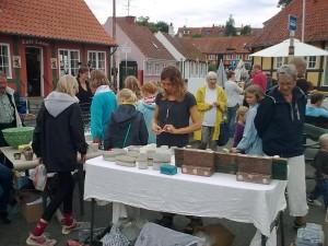 ACABs Kunsthåndværker Sommermarked @ Svaneke Torv | Svaneke | Hovedstaden | Danmark