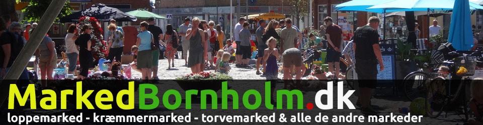 Loppemarked og kræmmermarked på Bornholm