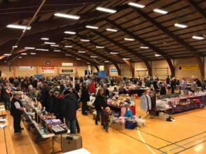 AFLYST - Klemensker kræmmermarked @ Klemensker Hallen | Klemensker | Danmark