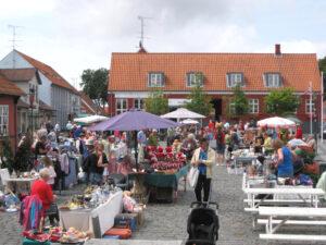 Tirsdag kræmmermarked - Aakirkeby @ Torvet | Aakirkeby | Danmark